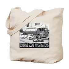 C.S.I. Illinois Tote Bag
