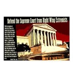 Defend the Supreme Court Postcards