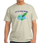 Froggy Dipping Light T-Shirt
