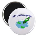 Froggy Dipping Magnet