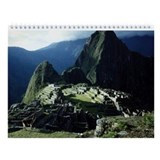 Ancient ruins Wall Calendars