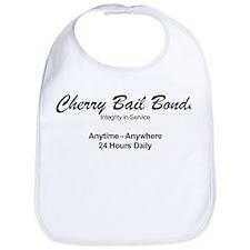 "Jackie Brown ""Cherry Bonds"" Bib"