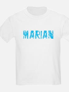 Marian Faded (Blue) T-Shirt