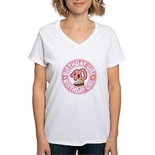 Birthday Girl #40 Shirt