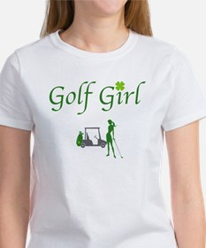 Lucky Golf Girl - Tee