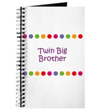 Twin Big Brother Journal
