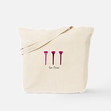 Tee Time! Tote Bag
