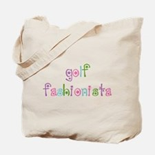 Golf Fashionista - Tote Bag