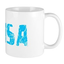 Marisa Faded (Blue) Mug