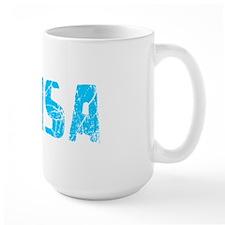 Marisa Faded (Blue) Mug