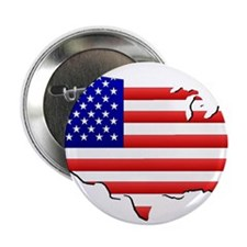 """BILL FOR 1st LADY 2.25"""" Button (100 pack)"""