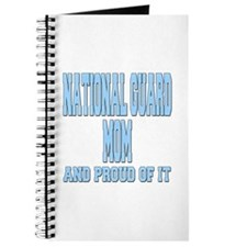 National Guard Mom Proud Journal