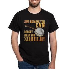 Can Banjo T-Shirt