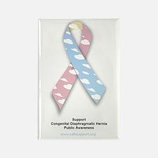 CDH Awareness Ribbon Rectangle Magnet (10 pack)