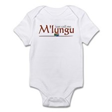 Just Call Me M'lungu - Infant Bodysuit