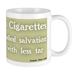 Jesus Cigarettes Coffee Mug