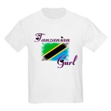 Tanzanian Gurl - T-Shirt