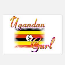 Uganda Gurl - Postcards (Package of 8)