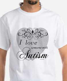 I love Someone With Autism ~ Shirt