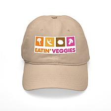 Eatin' Veggies Baseball Cap
