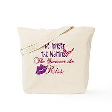 The Longer the Waiting (Airma Tote Bag