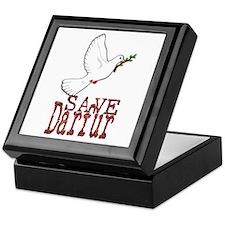Save Darfur - Keepsake Box