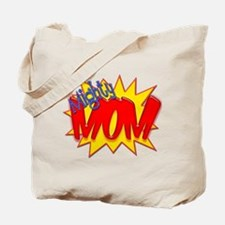 Mighty Mom Tote Bag