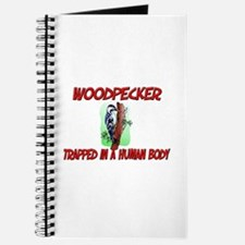 Woodpecker trapped in a human body Journal
