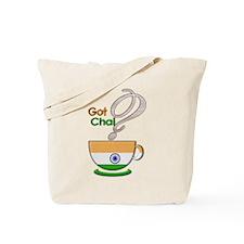 Got Chai? Indian - Tote Bag