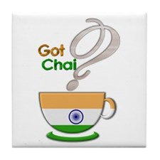 Got Chai? Indian - Tile Coaster