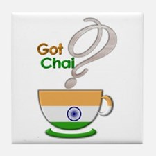 Got Chai? Indian - Tile Coaster