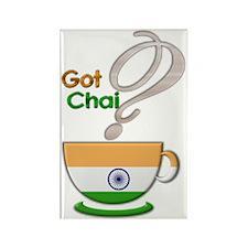 Got Chai? Indian - Rectangle Magnet