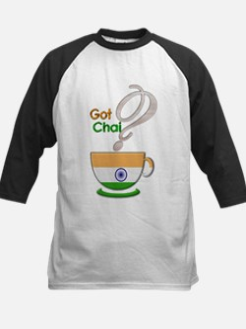 Got Chai? Indian - Kids Baseball Jersey
