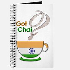 Got Chai? Indian - Journal