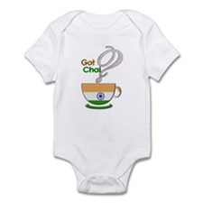 Got Chai? Indian - Infant Bodysuit