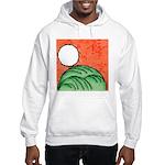 Hanafuda - August - Hooded Sweatshirt