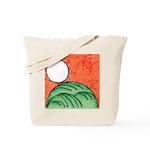 Hanafuda - August - Tote Bag