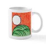 Hanafuda - August - Mug