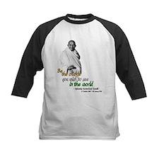 Mahatma Gandhi - Be The Change - Tee