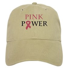 Pink Power - Baseball Hat