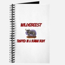 Wildebeest trapped in a human body Journal