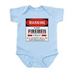 Firemen Infant Creeper