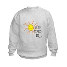 God Loves Me Sweatshirt