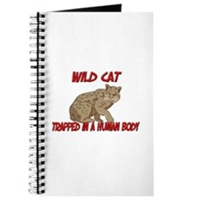 Wild Cat trapped in a human body Journal