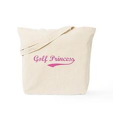 Golf Princess Tote Bag