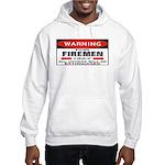 Firemen Hooded Sweatshirt