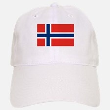 Norway Flag Baseball Baseball Cap
