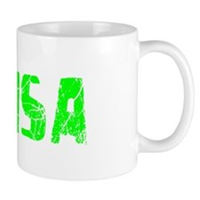 Marisa Faded (Green) Mug