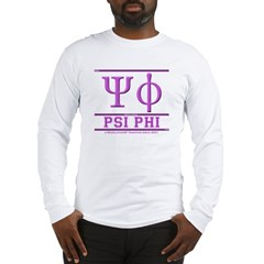 Psi Phi Long Sleeve T-Shirt