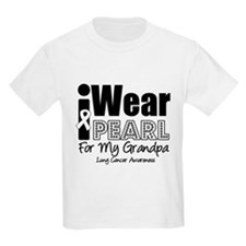 I Wear Pearl Grandpa T-Shirt